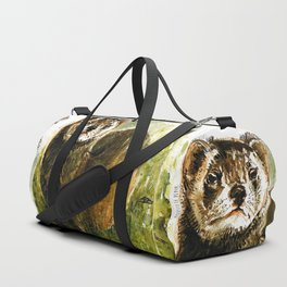 European Polecat Duffle Bag