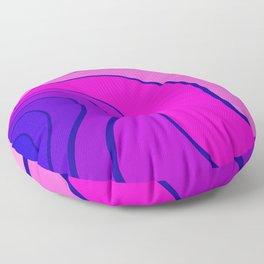 mello wave Floor Pillow