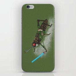 Locust Rider Black RX iPhone Skin