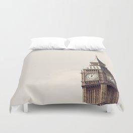 Big Ben Duvet Cover