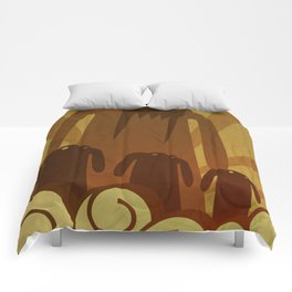 Monsters are coming! Comforters