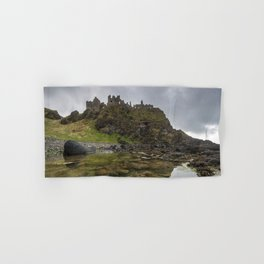 Dunluce Castle Hand & Bath Towel