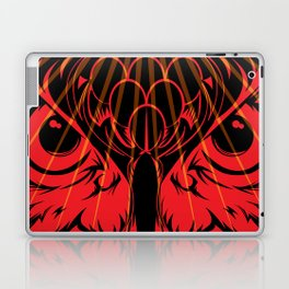 All Knowing Laptop & iPad Skin
