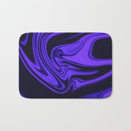 Purple Feelings Bath Mat