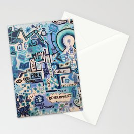 Linux OpenSource Stationery Cards