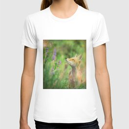 Close Encounters of the Fox Kind T-shirt