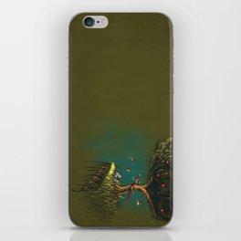 Apple Ninja iPhone Skin
