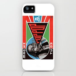 One Man Party iPhone Case
