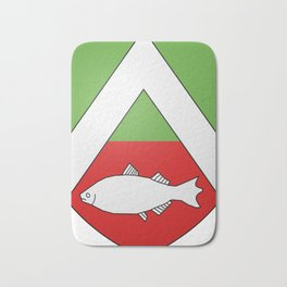 Coat Of Arms Of Constantine_2_(French_Algeria) Bath Mat