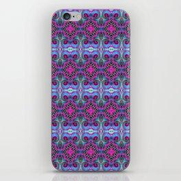 Wild Spirals iPhone Skin