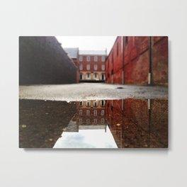 Merchant Square Metal Print