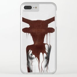 Taurus Clear iPhone Case