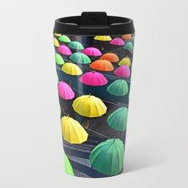 Umbrella Series - Looking Down Travel Mug