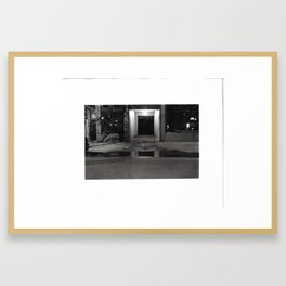 Coppelius I Framed Art Print