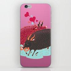 Love Beasts iPhone & iPod Skin