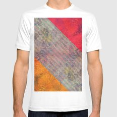 Graphic R26 White Mens Fitted Tee MEDIUM