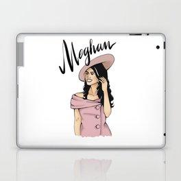 Meghan Fashion Laptop & iPad Skin