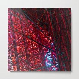 Infinite cathedral Metal Print