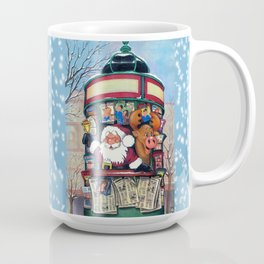 SANTA'S KIOSK Coffee Mug