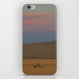 Harvest at Sunset iPhone Skin
