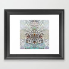 Tribal°Soul^ Framed Art Print