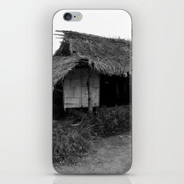 Nipa Hut iPhone Skin