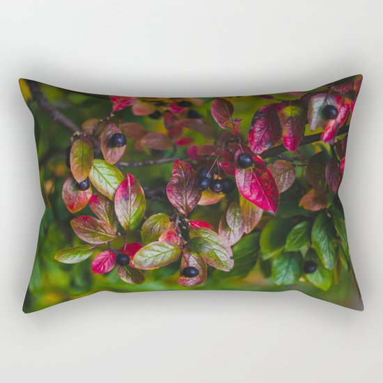 Wild Berries Rectangular Pillow