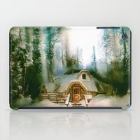 "hobbit iPad Cases featuring ""HOBBIT HOUSE"" by FOXART  - JAY PATRICK FOX"