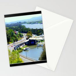 West Tamar Highway Launceston Tasmania Australia Stationery Cards