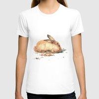 bunny T-shirts featuring Bunny by Ivanushka Tzepesh