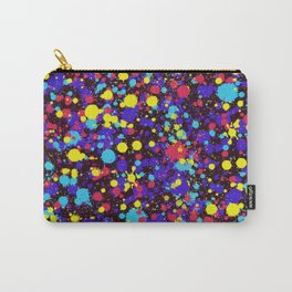 Paint Splatters 1 Carry-All Pouch