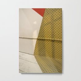 Texture II Metal Print