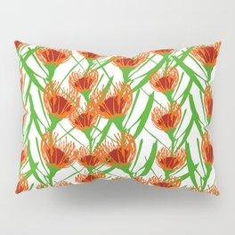 Pincushion Floral Print - Australian Floral Print Pillow Sham