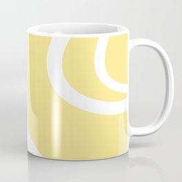 HELLO YELLOW - GRAPHIC 1 by MS Coffee Mug