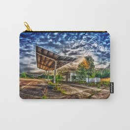 Abandoned Garage Carry-All Pouch