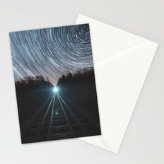 Railroad of Time Stationery Cards