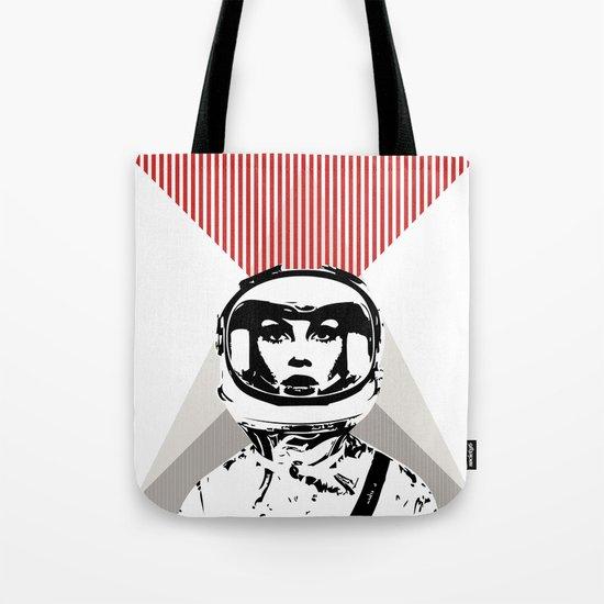 spacewoman Tote Bag