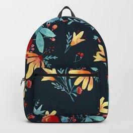 Botanic Flowers Backpack
