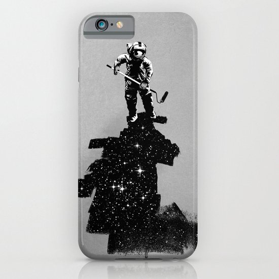 Negative Space iPhone & iPod Case