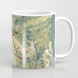 Merano (Italy) - Vintage Poster Coffee Mug