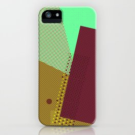 """Vintage pop art"" iPhone Case"