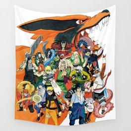 Naruto shippuden Wall Tapestry