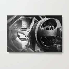 The Wind Tunnel  Metal Print