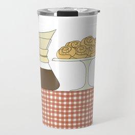 have a fika with me Travel Mug