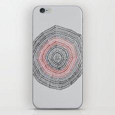 Vacancy Zine Mandala I A iPhone & iPod Skin