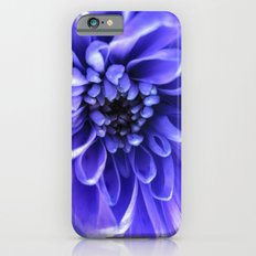 Macro Blue iPhone 6s Slim Case