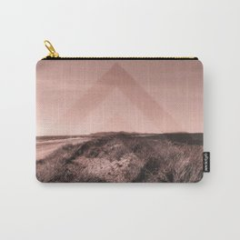 Tales of Wonder, Chevron Pattern, Sand Dunes Carry-All Pouch