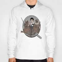 scarface Hoodies featuring Scarface and his little Friends by Micahbrown3D.com