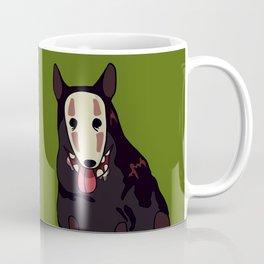 Ghost dog Coffee Mug
