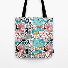 More, More, More Tote Bag
